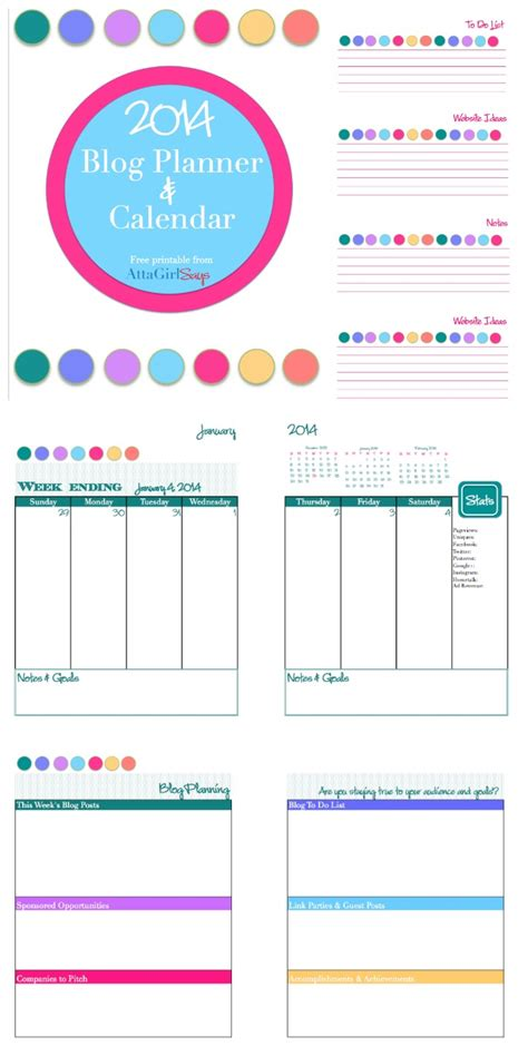 images    glance daily planner printable