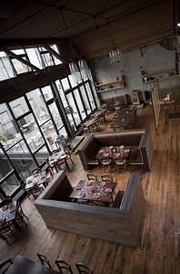 Industrial Style Shop : osteria la spiga restaurant by graham baba architects seattle washington retail design blog ~ Frokenaadalensverden.com Haus und Dekorationen
