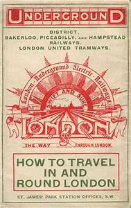 Tunnel Vision  A History Of The London Tube Map