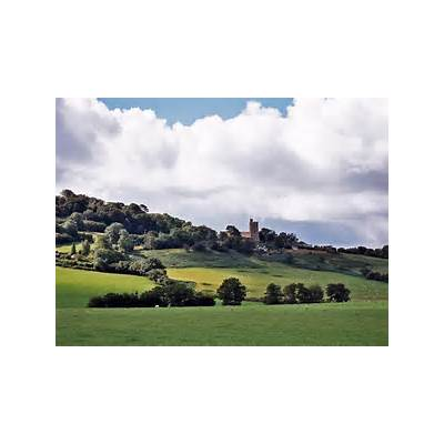St Stephens Old Radnor Powys Wales by Steve Rogers at
