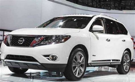 nissan pathfinder redesign specs styling price