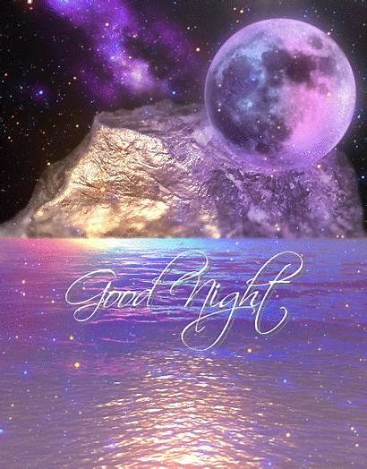 Night Animated Moon Dreams Quotes Wishes Sweet