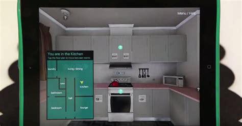 app helps design  dementia friendly home builder