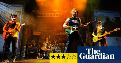 Garage 27 Band by Theatre Review Garage Band Playhouse Nottingham