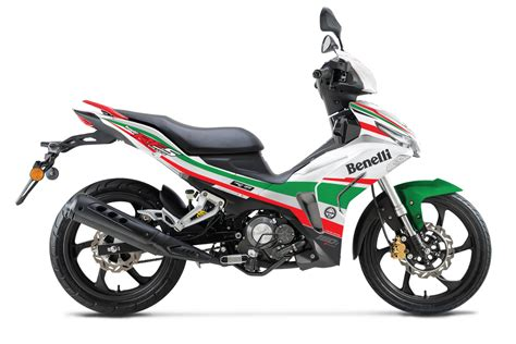 Modification Benelli X 150 by 2019 Benelli Rfs150ile Limited Edition Rm7 488