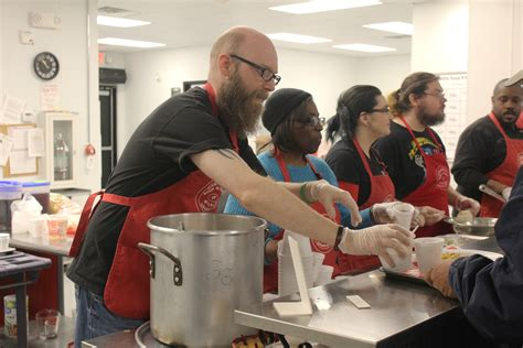 Jersey City Soup Kitchen by Arkham Comix Staff Pitches In At Soup Kitchen The Wilson