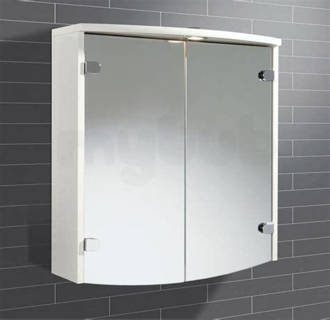 double mirror bathroom cabinet hib 41100 white joba illuminated bathroom cabinet with