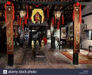 The Upper Floor : upper floor with altars in the 18th century phung hung ~ Farleysfitness.com Idées de Décoration