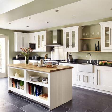 shaker kitchen ideas kitchen island ideas housetohome co uk