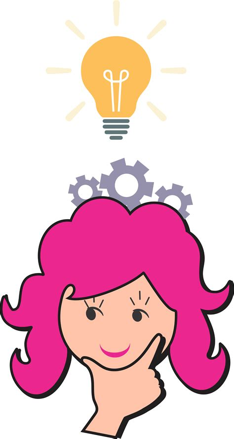 Thinking Think Sticker by fulanasgraficas for iOS ...