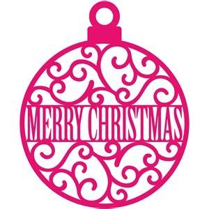 Merry Christmas Ornament Svg  – 265+ Popular SVG File
