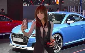 2017 Shanghai Auto Show: Classy Hostess Girls - Picture ...