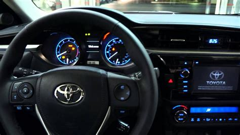 toyota corolla   speed manual transmission start