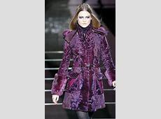 Fashion History of Women's Coats and Jackets 20067