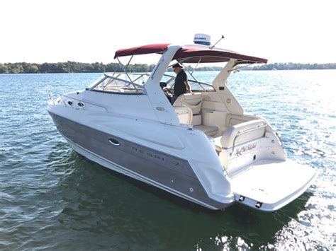 Regal Used Boats Ontario by Regal 2760 Commodore 2000 Used Boat For Sale In Gananoque