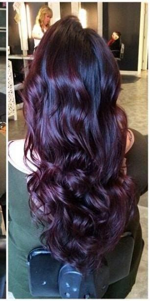 36 best Ideas for hair color purple highlights plums dyes