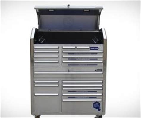 kobalt tool cabinet with stereo the handyman gift guide uncrate