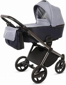 Kinderwagen Kombi Set Günstig : knorr baby kombi kinderwagen set life jeansblau marine ~ Kayakingforconservation.com Haus und Dekorationen