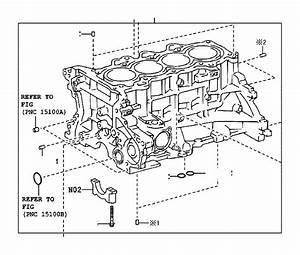 Toyota Echo Engine Oil Dipstick  Gauge  Oil Level