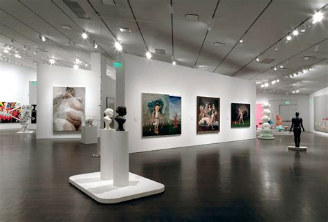 the interior gallery