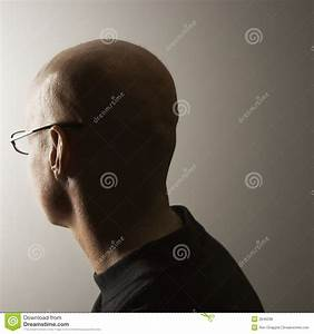 Back Of Man's Head. Royalty Free Stock Photos - Image: 2846288