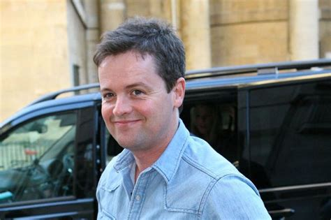 Declan Donnelly talks about his secret romances and ...