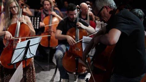 Leskovar Suzuki by La Settimana Della Musica E I 100 Violoncelli Di