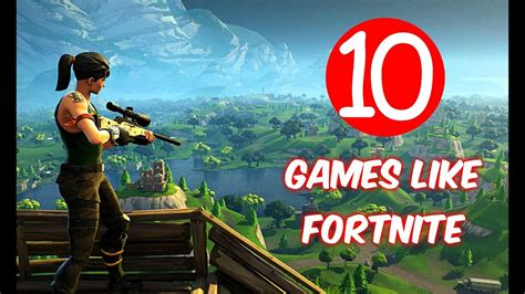 top  games  fortnite battle royale games youtube