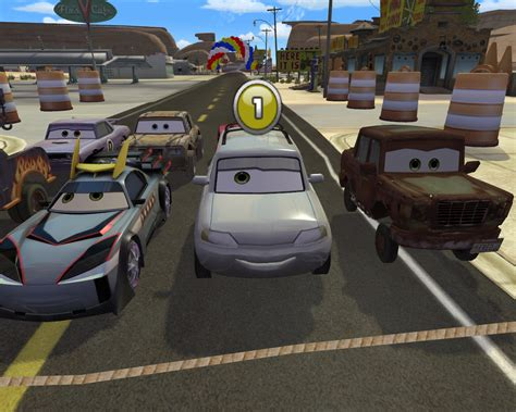 Image Cars Mater National Cars Video Game Modding