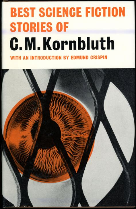 Best Sf Stories Of C M Kornbluth With An Introduction