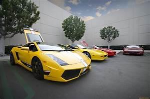Car Luxury Cars Ferrari Lamborghini Gallardo