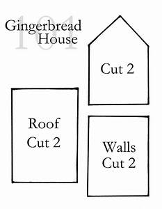 Tutorial  Gingerbread House 101  U2022 Whipperberry