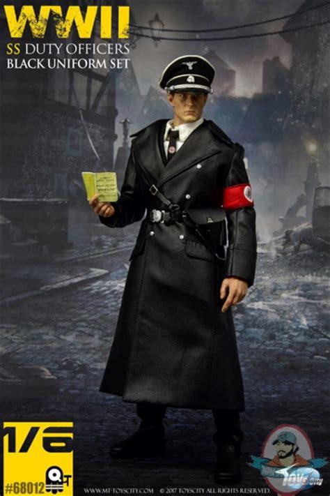 accessories ss duty officers black uniform set toys