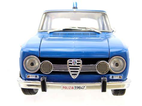 polizia squadra volante alfa romeo giulia 1600cc polizia 1970 squadra