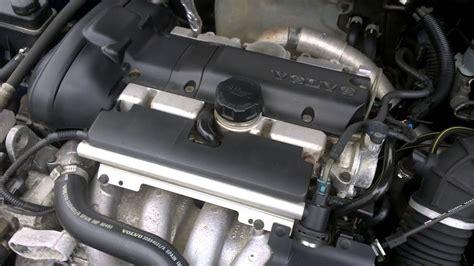 volvo   bs warm engine sound rattling stukanie