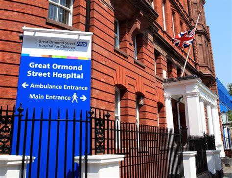 Great Ormond Street Hospital - Ezra Umarpeh