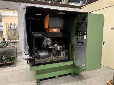 doebeli op  cnc tool grinding machine buy