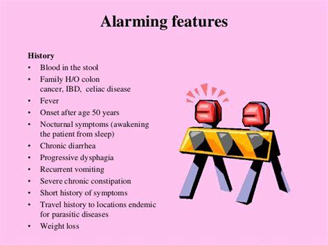 weight loss and stools ibs