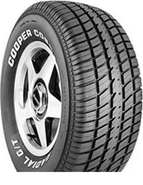 Cooper Cobra Radial Gt Tire 20560r13