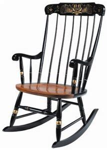 used hitchcock rocking chairs connecticut rocker rockers benches stools 4650 the