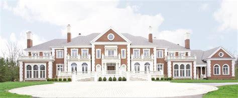square foot stately brick mansion  cincinnati  homes   rich