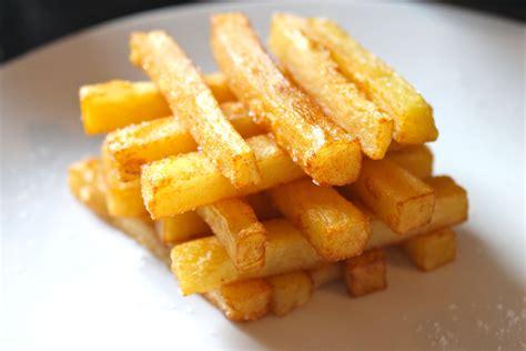 je pourrais vous parler de frites anneiscooking