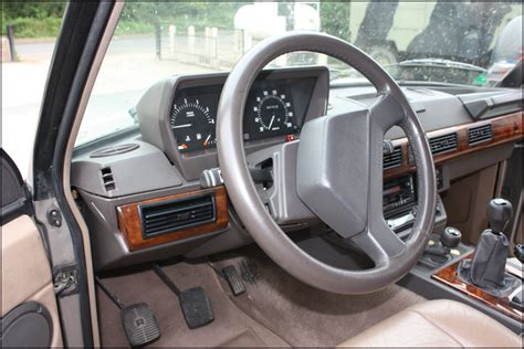 vintage range rover interior v8wizard