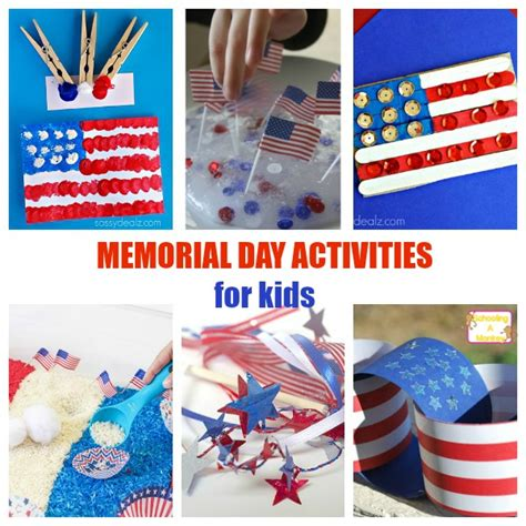 country day preschool patriotic memorial day crafts and activities for 387