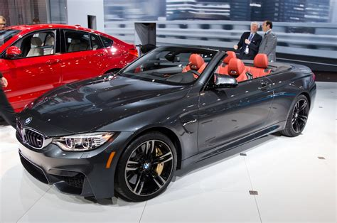 2015 Bmw M4 Convertible To Debut At 2014 New York
