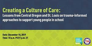 Creating A Culture Of Care  Lessons From Central Oregon