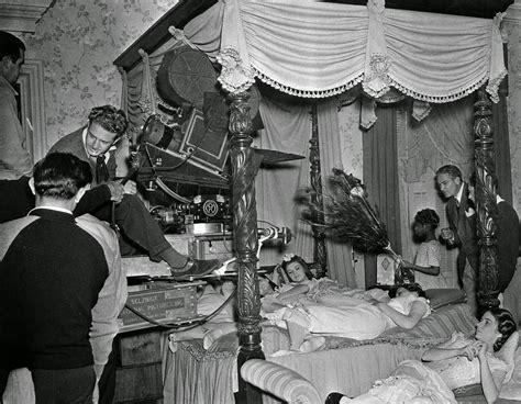 37 Rarely Seen Behind the Scenes Photos from the Making of