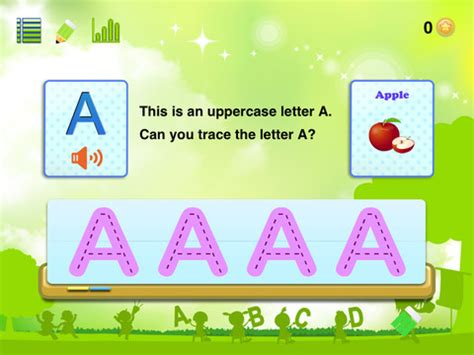 free free preschool learning tools software 519 | preschool learning tools to learn abcs 123s colors shapes and vocabulary screenshot 3