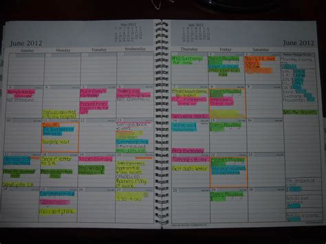 purse organizer for essential monthly planner coordinated kate