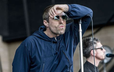Liam Gallagher Explains How He Forgot The Beatles' 'come